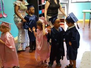 Garderie graduation
